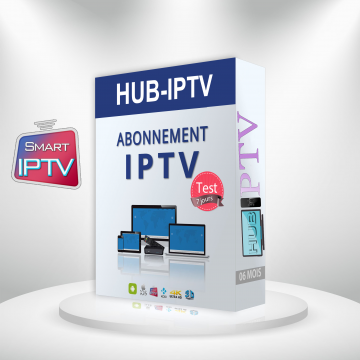 ABONNEMENT IPTV 24H TEST